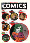 Cover for Wednesday Comics (DC, 2009 series) #4