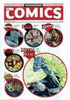 Cover for Wednesday Comics (DC, 2009 series) #7