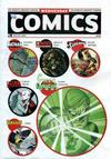 Cover for Wednesday Comics (DC, 2009 series) #8