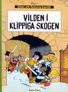Cover for Johan och Pellevins äventyr (Carlsen/if [SE], 1976 series) #1 - Vilden i klippiga skogen