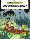 Cover for Johan och Pellevins äventyr (Carlsen/if [SE], 1976 series) #7 - Det glömda landet