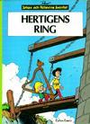 Cover for Johan och Pellevins äventyr (Carlsen/if [SE], 1976 series) #8 - Hertigens ring