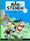 Cover for Johan och Pellevins äventyr (Carlsen/if [SE], 1976 series) #11 - Månstenen