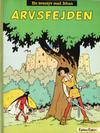 Cover for Johan och Pellevins äventyr (Carlsen/if [SE], 1976 series) #12 - Arvsfejden