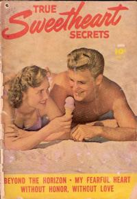Cover Thumbnail for True Sweetheart Secrets (Export Publishing, 1950 series) #1