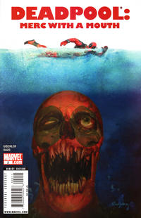 Cover Thumbnail for Deadpool: Merc with a Mouth (Marvel, 2009 series) #2