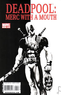 Cover Thumbnail for Deadpool: Merc with a Mouth (Marvel, 2009 series) #4