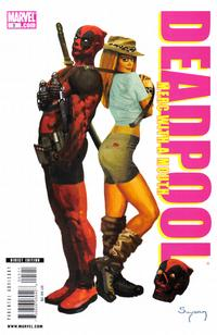 Cover Thumbnail for Deadpool: Merc with a Mouth (Marvel, 2009 series) #5