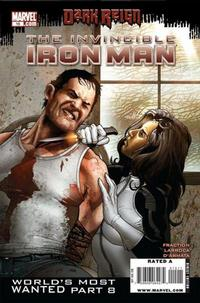 Cover Thumbnail for Invincible Iron Man (Marvel, 2008 series) #15
