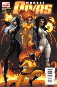 Cover Thumbnail for Marvel Divas (Marvel, 2009 series) #1