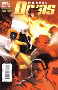 Cover Thumbnail for Marvel Divas (Marvel, 2009 series) #4