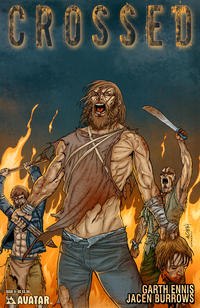 Cover Thumbnail for Crossed (Avatar Press, 2008 series) #6