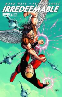Cover Thumbnail for Irredeemable (Boom! Studios, 2009 series) #4