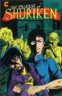 Cover Thumbnail for Blade of Shuriken (Eternity, 1987 series) #4