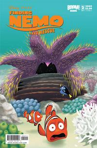 Cover Thumbnail for Finding Nemo: Reef Rescue (Boom! Studios, 2009 series) #2 [Cover A]