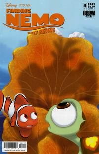 Cover Thumbnail for Finding Nemo: Reef Rescue (Boom! Studios, 2009 series) #4 [Cover A]