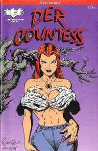 Cover Thumbnail for Der Countess (Avalon Communications, 1996 series) #1