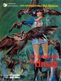 Cover Thumbnail for Bob Morane (Oberon; Dargaud Benelux, 1976 series) #4 - De zonen van de Draak