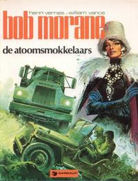 Cover Thumbnail for Bob Morane (Oberon; Dargaud Benelux, 1976 series) #6 - De atoomsmokkelaars
