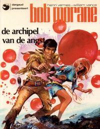 Cover Thumbnail for Bob Morane (Oberon; Dargaud Benelux, 1976 series) #8 - De archipel van de angst