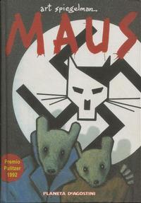 Cover Thumbnail for Maus: Relato de un superviviente (Planeta DeAgostini, 2001 series)