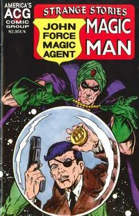 Cover Thumbnail for Strange Stories (Avalon Communications, 1998 series) #1