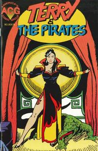 Cover Thumbnail for The New Adventures of Terry & the Pirates (Avalon Communications, 1999 series) #1