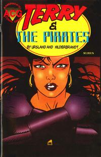 Cover Thumbnail for The New Adventures of Terry & the Pirates (Avalon Communications, 1999 series) #3