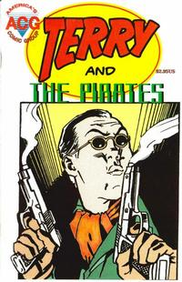 Cover Thumbnail for The New Adventures of Terry & the Pirates (Avalon Communications, 1999 series) #4