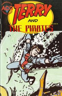 Cover Thumbnail for The New Adventures of Terry & the Pirates (Avalon Communications, 1999 series) #5
