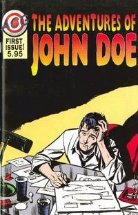 Cover Thumbnail for The Adventures of John Doe (Avalon Communications, 2003 series) #1