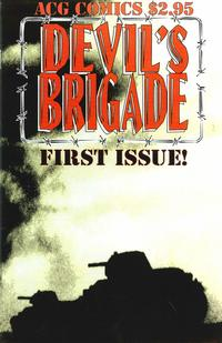 Cover Thumbnail for The Devil's Brigade (Avalon Communications, 2000 series) #1