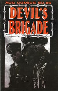 Cover Thumbnail for The Devil's Brigade (Avalon Communications, 2000 series) #2