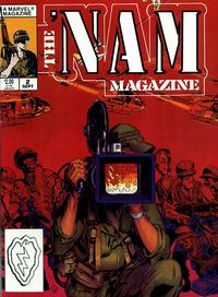 Cover Thumbnail for The 'Nam Magazine (Marvel, 1988 series) #2 [Direct]