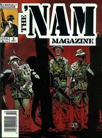 Cover Thumbnail for The 'Nam Magazine (Marvel, 1988 series) #3