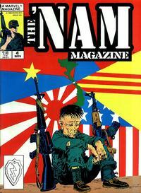 Cover Thumbnail for The 'Nam Magazine (Marvel, 1988 series) #4 [Direct]