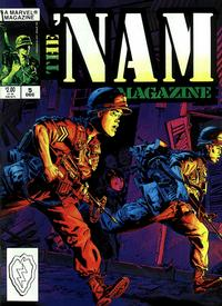 Cover Thumbnail for The 'Nam Magazine (Marvel, 1988 series) #5 [Direct]