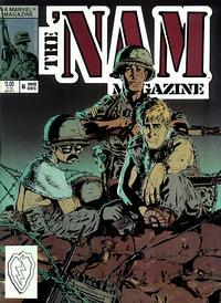 Cover Thumbnail for The 'Nam Magazine (Marvel, 1988 series) #6 [Direct]