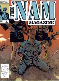Cover Thumbnail for The 'Nam Magazine (Marvel, 1988 series) #8 [Direct]