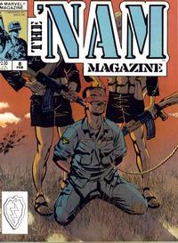 Cover Thumbnail for The 'Nam Magazine (Marvel, 1988 series) #8 [Direct]