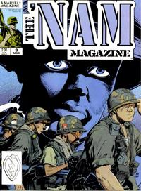 Cover Thumbnail for The 'Nam Magazine (Marvel, 1988 series) #9