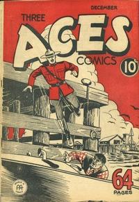 Cover Thumbnail for Three Aces Comics (Anglo-American Publishing Company Limited, 1941 series) #v1#11 [11]