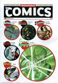 Cover Thumbnail for Wednesday Comics (DC, 2009 series) #8