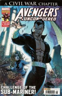 Cover Thumbnail for Avengers Unconquered (Panini UK, 2009 series) #6