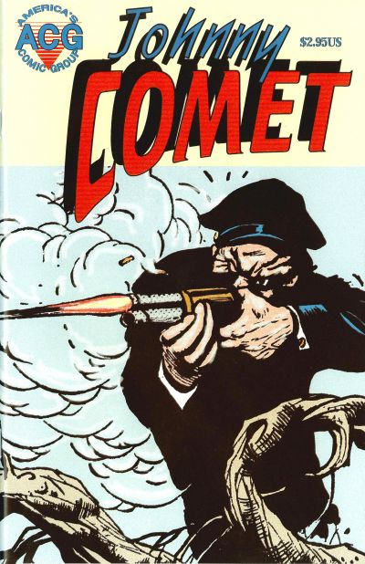 Cover for Johnny Comet (Avalon Communications, 1999 series) #2