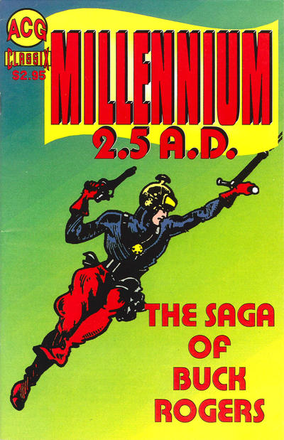 Cover for Millinium 2.5 (Avalon Communications, 2000 series) #1