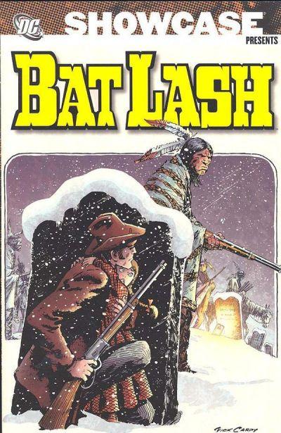 Cover for Showcase Presents: Bat Lash (DC, 2009 series) #[nn]