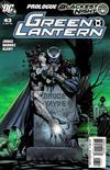 Cover for Green Lantern (DC, 2005 series) #43 [Doug Mahnke / Christian Alamy Cover]