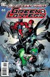 Cover for Green Lantern (DC, 2005 series) #44 [Doug Mahnke Cover]