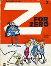 Cover for Sprint & Co. (Forlaget For Alle A/S, 1974 series) #2 - Z for Zero